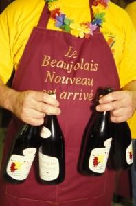 Countdown Over–Beaujolais Nouveau Has Arrived