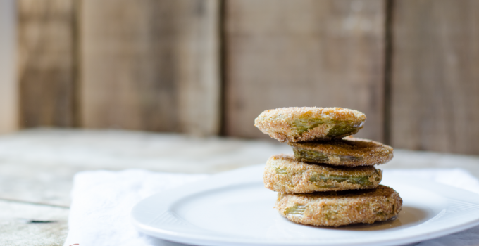 Fried Green Tomatoes | A Southern Staple