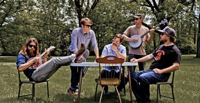 Tonight: See and Hear Greensky Bluegrass