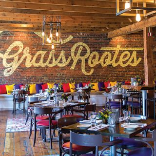 Back to the Rootes: Culpeper's Grass Rootes cooks farm-to-table dishes with a side of history