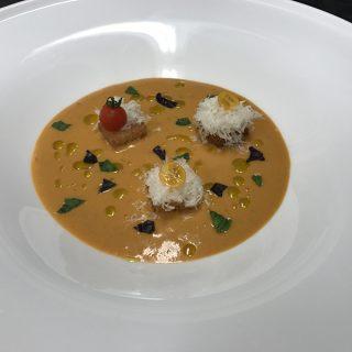 Recipe: Chilled Tomato Gazpacho from the Ashby Inn & Restaurant