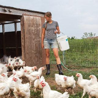 Farming Yields Its Own Rewards