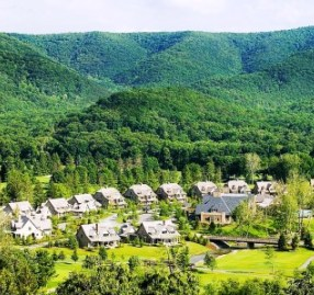 The World Knows: Green Homes at the Greenbrier
