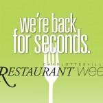 Restaurant Week Reservations