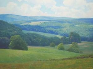 Seasons of the Piedmont — One Man Exhibition