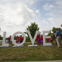 Virginia Tourism to Bring LOVE to a Virginia Town this September