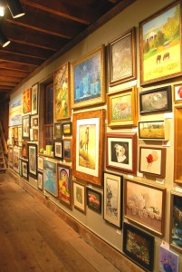 The 23rd Fall Showing of Art at the Mill
