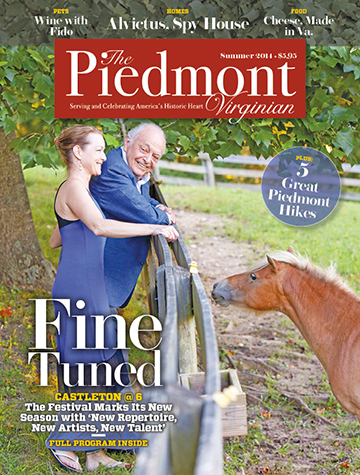 On newsstands now—the Summer 2014 issue! The Castleton Festival, history, hiking and more.