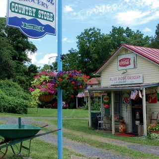A Country Market Driving Tour