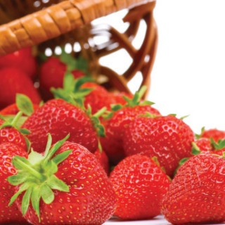 A Sweet  Spot for  Strawberries