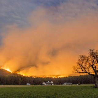 Shenandoah National Park Fire Burns Over 10,000 Acres