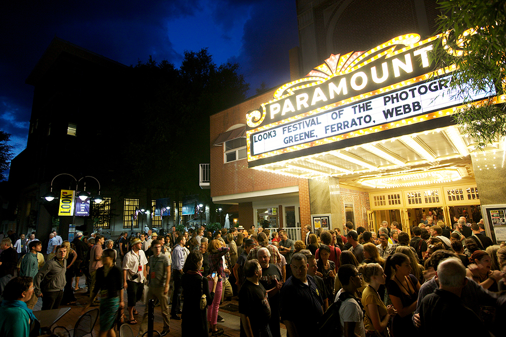 LOOK3 2012 Paramount Marquee