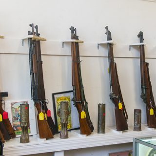 Handling History Every Day: Antique Gun Collecting