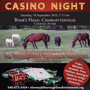 casino night final