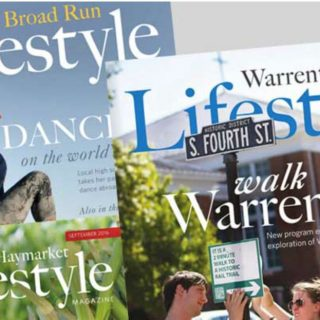 "Rappahannock Media, Publisher of ""The Piedmont Virginian,"" adds Piedmont 'Lifestyle' Magazines to publishing portfolio"