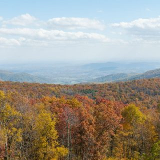 Fabulous Hikes for Viewing Fall Foliage
