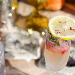 Cocktail Hour: Herb-Hurdle Smash