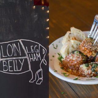 Recipe: Grass Rootes' Pork & Beef Meatballs