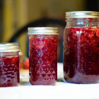 The Piedmont Virginian's Classic Strawberry Jam