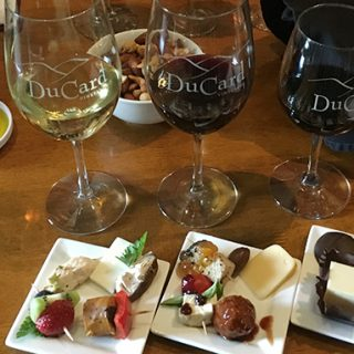 A Delicious Afternoon at DuCard Winery