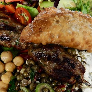 Recipe: Whiffletree Farm Wagyu Beef Kofta, compliments of Griffin Tavern
