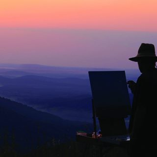 Kevin Adams' Ultimate Plein Air Experience