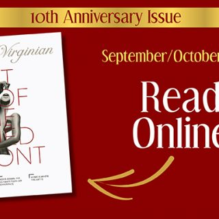 Read the September/October Arts Issue Online!