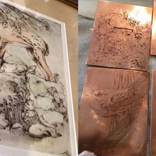 Maggie Rogers: Printmaker, Coffee Roaster, and More!