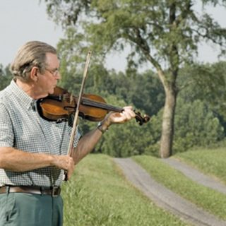 Fauquier County's Virginia Fiddler,  George Everett (Skip) Ashby