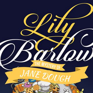 Fiction: Carla Vergot's Lily Barlow, the Mystery of Jane Dough