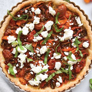 Recipe: Summer Tomato Tart