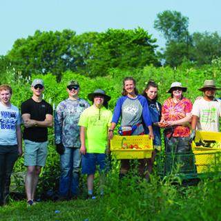 Loudoun 'Growers' overcome challenges through farming.